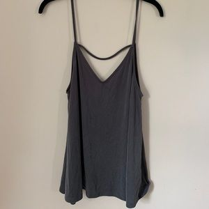 SILENCE AND NOISE (UO) STRAPY TANK (medium)